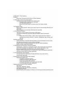 Ceremonial Speech Outline Ceremonial Speech Outline 1 Owens Comm 250