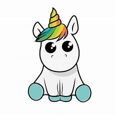 baby unicorn car sticker enchanted accessories