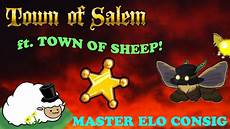 Town Of Salem Elo Chart Get Bussed Town Of Salem Master Elo Consigliere Youtube