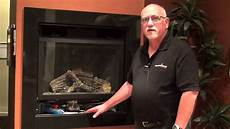 Heat And Glo Lighting Instructions Gas Fireplace Troubleshooting Youtube