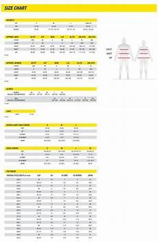 Mavic Helmet Size Chart Mavic Size Guide