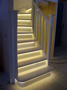 Led Lights For Stairs 15 Modern Staircases With Spectacular Lighting