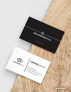 Blank Business Card Template 44 Free Blank Business Card Templates Ai Word Psd