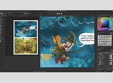 Professional Software for Digital Painting Krita Receives