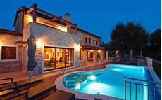 luxury villa istria estate with pool golf tennis