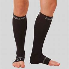 compression ankle sleeve compression ankle calf sleeves open toe zensah