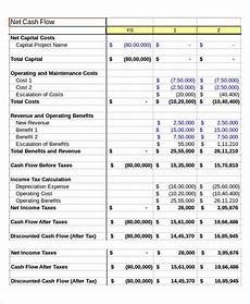 Cash Flow Spreadsheet Example Cash Flow Sheet Template 10 Printable Word Pdf Amp Excel