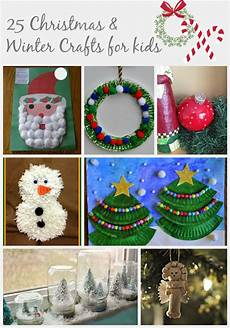 25 winter crafts for