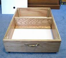 bed storage 8 inches unfinished rolling drawer box