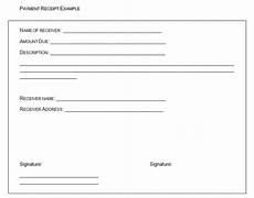 acknowledgement receipt template for payment the proper receipt format for payment received and general