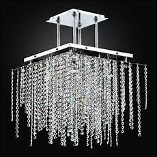 Cityscape Light Fixture Square Crystal Chandelier Cityscape 598a Glow 174 Lighting