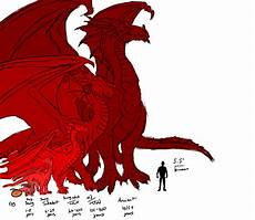 Dragon Height Chart Dungeons N Dragons Dragon Size Chart By Ladyadriela On