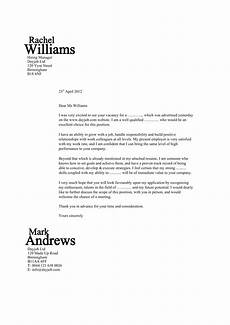Examples Of A Great Cover Letter 32 Best Sample Cover Letter Examples For Job Applicants