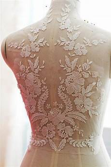 embroidery wedding ivory wedding lace applique lace applique for wedding