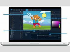 2D Animation Software   Animate Everything Online