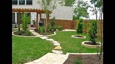 Landscape Design Best Home Yard Landscape Design Youtube