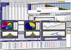 Excel Portfolio Analysis Excel Portfolio Optimization Template
