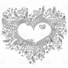 Ausmalbilder Erwachsene Herz Herz Ausmalbilder F 252 R Erwachsene Kostenlos Zum Ausdrucken 1