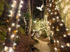 Darden Tn Christmas Lights Chattanooga S New Holiday Trail Of Lights
