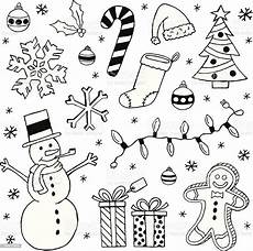Black And White Christmas Graphics Black And White Christmas Clip Art Images Stock