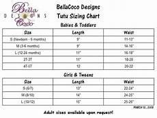 Tutu Dress Size Chart Sizing Chart Tutu Size Chart Diy Skirt Diy Tulle Skirt