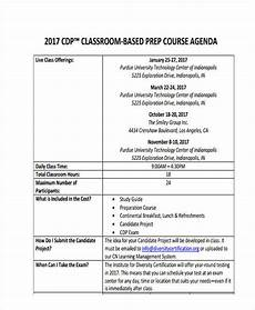 Template Of An Agenda 10 Classroom Agenda Examples Free Sample Example