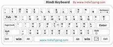 Hindi Typing Chart Hindi Keyboard Hindi Typing Keyboard Layout Remington