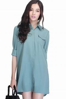 fayth oxford shirt dress