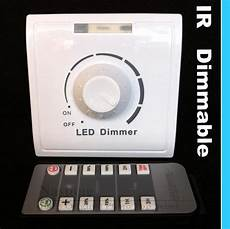 Infrared Remote Light Switch 2018 Ir Dimmer Switch 110v 240v With For Led Lights