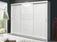 modern design quality large sliding door wardrobe 250 cm