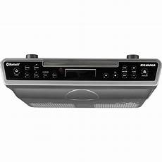 sylvania skcr2713 counter cd player with radio and