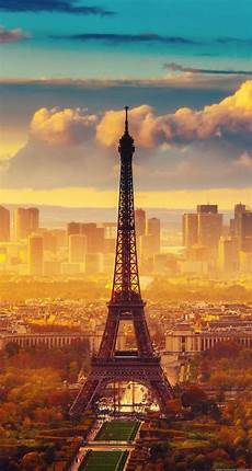 eiffel tower wallpaper for iphone eiffel tower and sunset iphone wallpaper