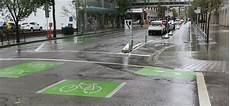 Cycle Track Design Calgary Downtown Cycle Track Network Design Alta