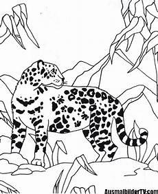 Kinder Malvorlagen Jaguar Ausmalbild Jaguar Tier Jaguar Tier Ausmalen