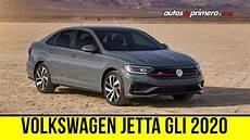 Volkswagen Vento Gli 2020 by Volkswagen Jetta Gli 2020 As 237 Es La Nueva Generaci 243 N De
