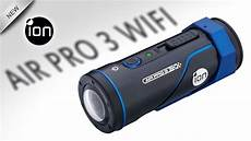 Ion Air Pro Light Ion Air Pro 3 Wifi Action Camera 1080p 60fps