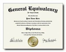 Ged Certificate Template How To Break The News With A Fake Ged Diploma Certificate