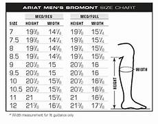 Ariat Heritage Boot Size Chart Ariat Bromont H2o Mens Non Insulated Boots Black