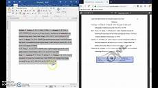 Apa Template Doc Formatting A References Page In Apa 6th Edition Format
