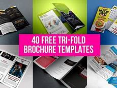 Free Online Brochure Maker For Students 40 Free Tri Fold Brochure Templates By Graphicsfuel Rafi