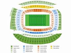 Soldier Field Seating Chart Best Seats At Soldier Field