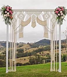 macrame wedding a macrame wedding backdrop is the best way to reuse
