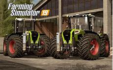 Malvorlagen Claas Xerion Xl Fs 19 Claas Xerion 3300 3800 V2 0 Farming Simulator 2019