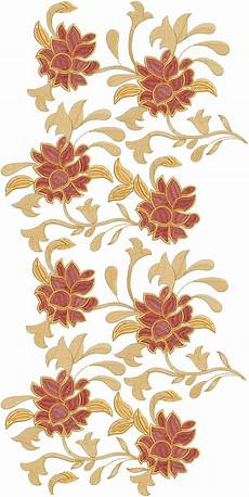 Embroidery Designs Embdesigntube All Over Jall Embroidery Design Download