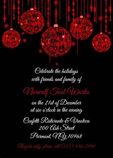 Holiday Party Invitations Template Jk This Is It Holiday Party Invitation Personalized Cust