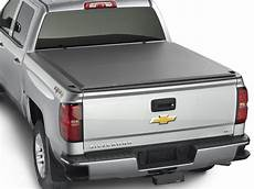 weathertec h roll up truck bed cover for chevy silverado