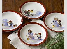 Christmas Dinnerware from Williams Sonoma   Nordic Elf