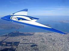 Aircraft Wing Design Calculations Flying Wing A Regular Sight Nasa