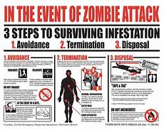 Information Thread Surviving A Zombie Attack