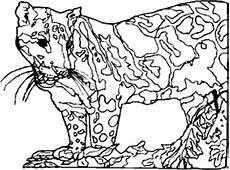 Kinder Malvorlagen Jaguar Jaguar Gefaehrlich Ausmalbild Malvorlage Tiere